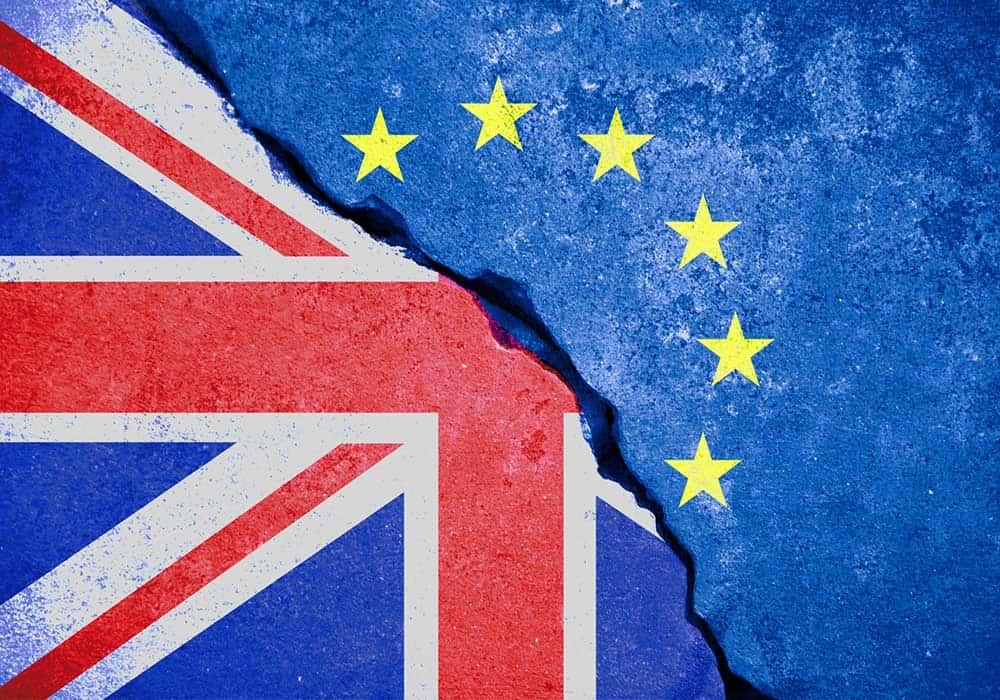 Velika Britanija više ne stanuje u Europi