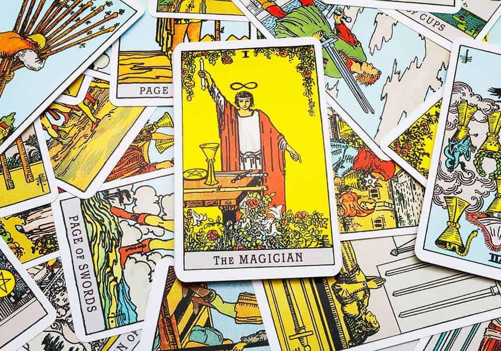 Značenje tarot karte Mag