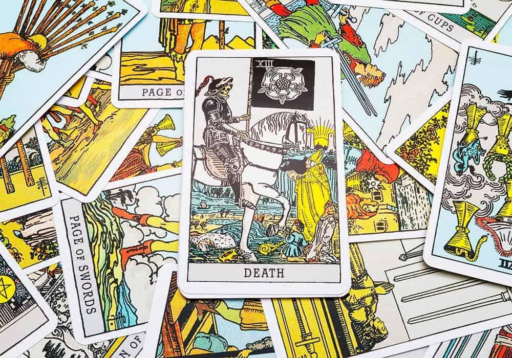 """Tko se boji """"Smrti"""" još? – Značenje tarot karte """"Smrt"""""""