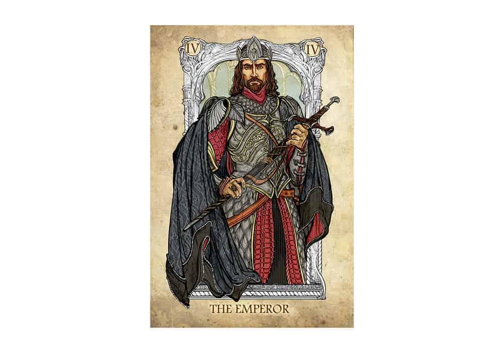 Tarot i ljubav – značenje pojedine karte (Car)
