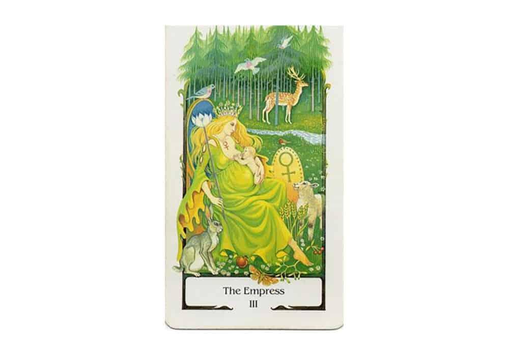 Tarot i ljubav – značenje pojedine karte (Carica)