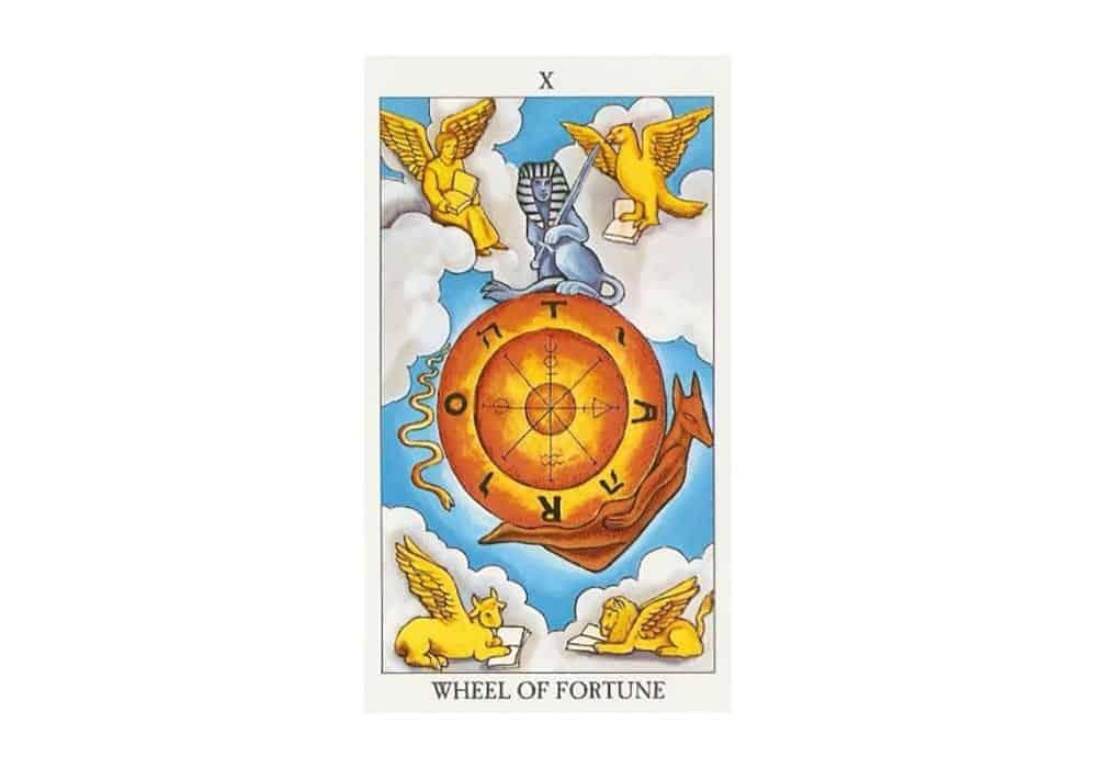Tarot i ljubav – značenje pojedine karte (Kolo sreće)