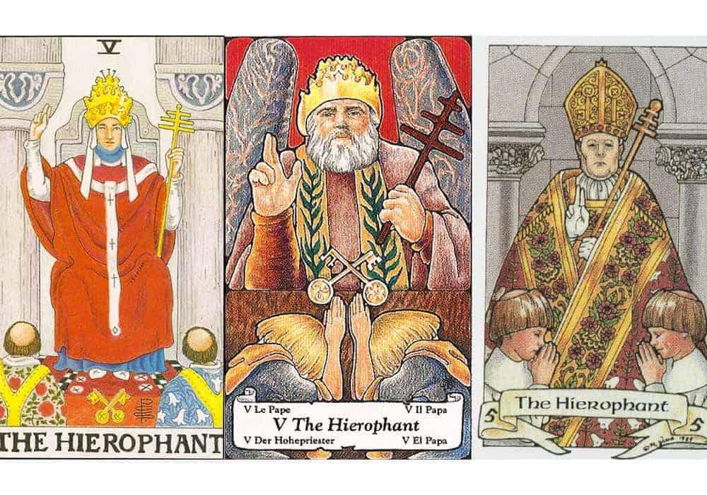 Tarot i ljubav – značenje pojedine karte (Papa)