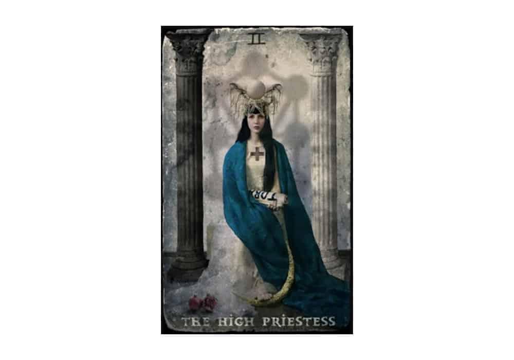 Tarot i ljubav – značenje pojedine karte (Vrhovna svećenica)