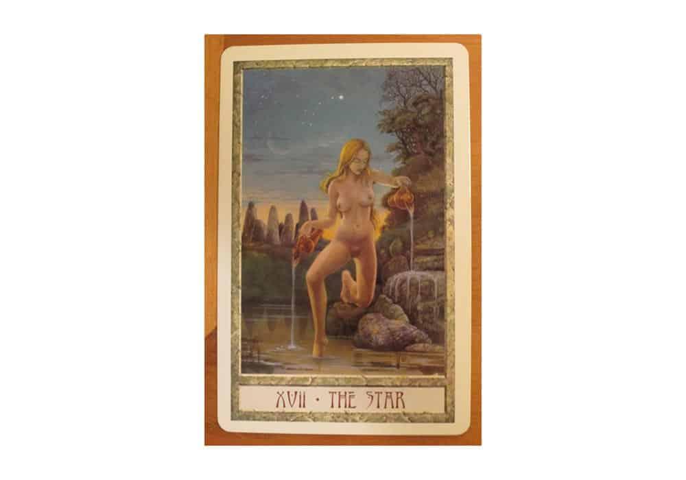 Tarot i ljubav – značenje pojedine karte (Zvijezda)