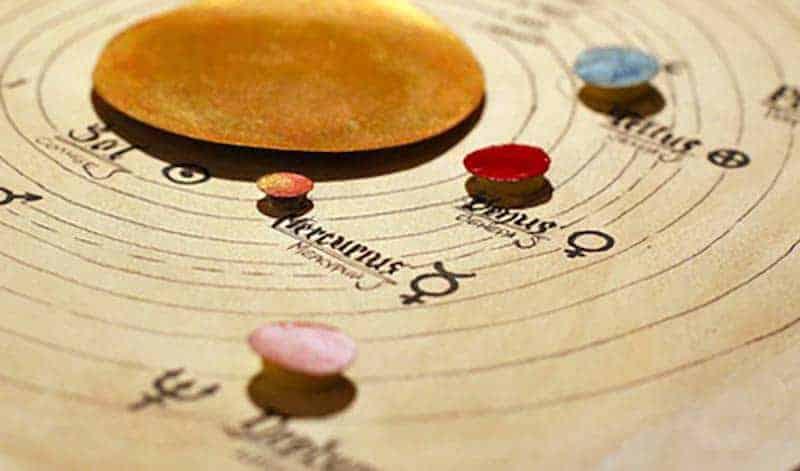 Kronike neba: Merkurov retrogradni hod