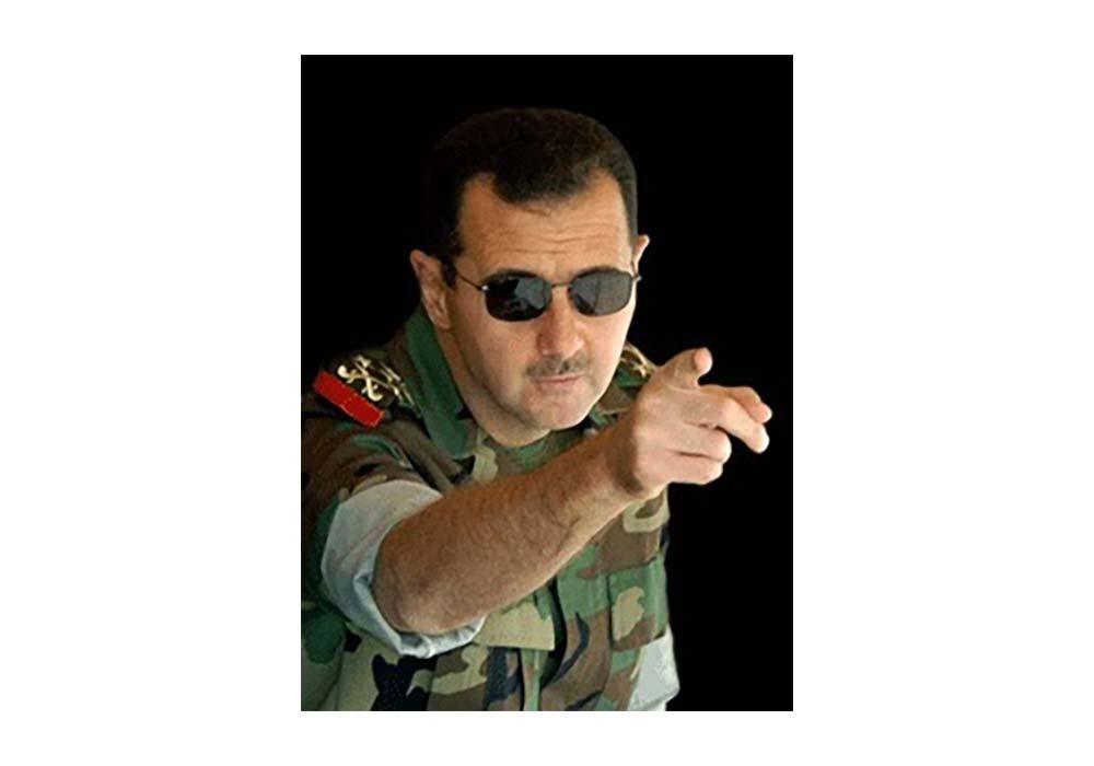 Lice i naličje: Bashar al Assad