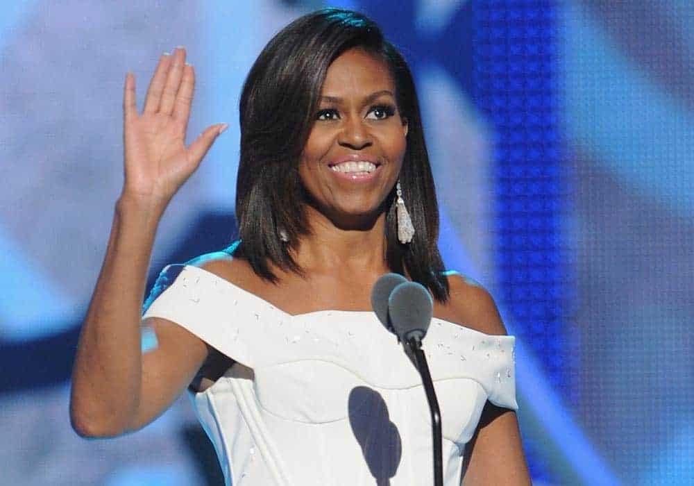 Michelle Obama protiv Donalda Trumpa