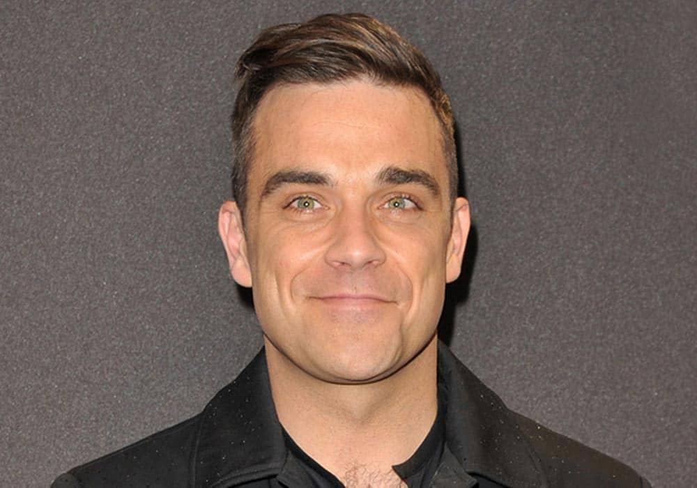 Robbie Williams najavio povratak na glazbenu scenu