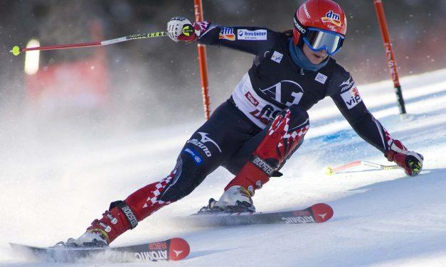 Bivša skijašica očekuje prinovu