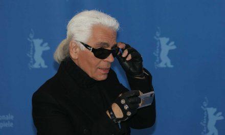 Karl Lagerfeld zaprepastio izgledom