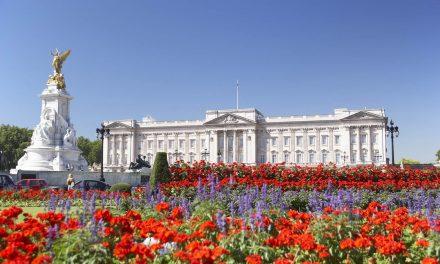 Burno razdoblje u Buckinghamskoj palači