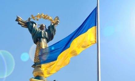 Komičar na čelu Ukrajine