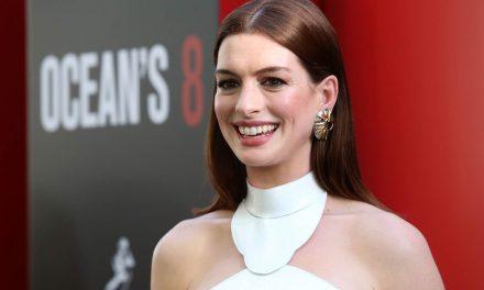 Anne Hathaway napokon dobila svoju zvijezdu na Stazi slavnih u Los Angelesu