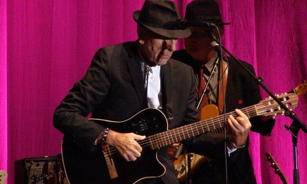 Leonard Cohen ima Veneru u padu