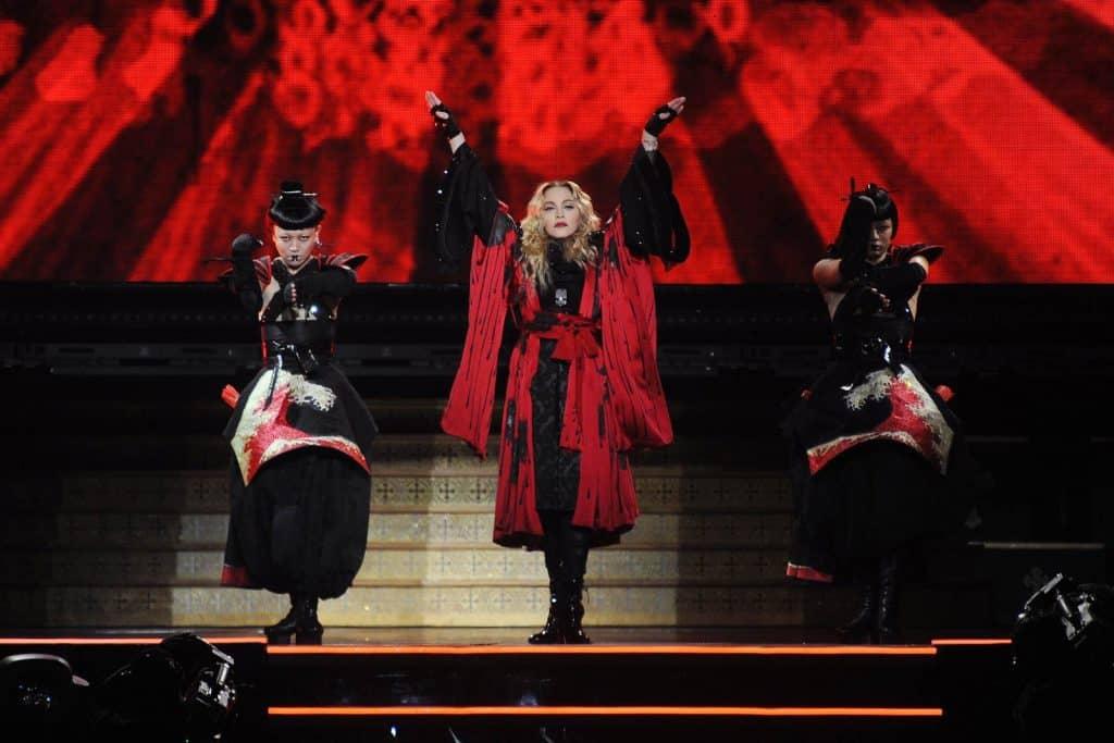 Madonnine zablude na Euroviziji