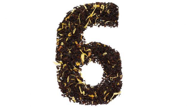 Numerologija broja 6