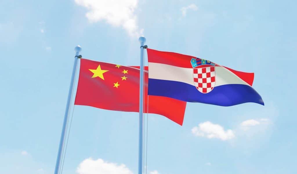 hrvatska kina