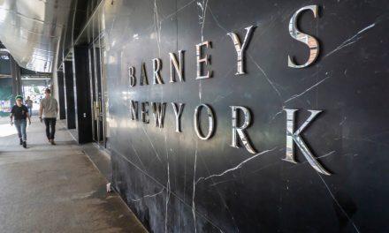 Slavni Barneys proglasio bankrot