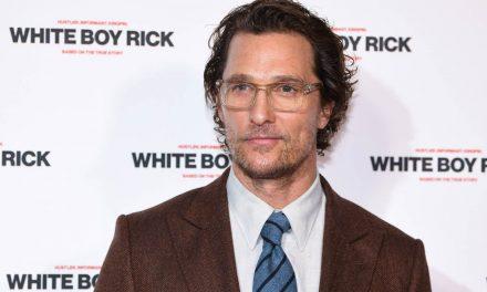 Matthew McConaughey predaje na sveučilištu