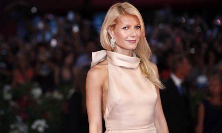 Gwyneth Paltrow u razdoblju promjena